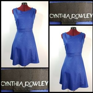 Cynthia Rowley Woman Sleeveless Stretch Flare 👗